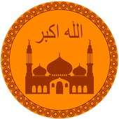 Adhan Alarm with qibla icon