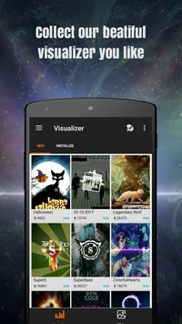 EQ Music Player Super Fx Visualizer screenshot 1