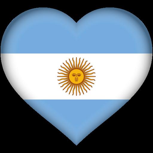 Flag Stickers for Argentina Flag Photos