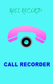My Call Recorder poster