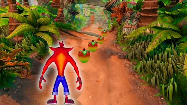 Bandicoot temple subway runner apk screenshot