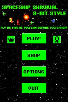 Spaceship Survival apk screenshot