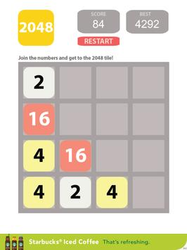 2048 PRO MATH screenshot 2