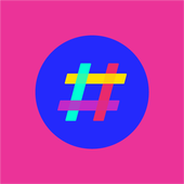 Social Tags - hashtags for likes on instagram icon