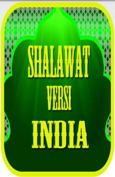101 Shalawat Versi India poster