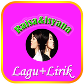 101 Raisa Isyana Audio Lirik icon