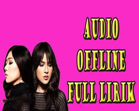 101 Raisa Isyana Audio Lirik poster
