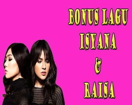 101 Raisa Isyana Audio Lirik apk screenshot
