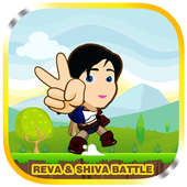 Reva And Shiva Battle World 4 icon