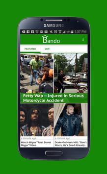 Bando (beta) poster