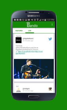 Bando (beta) apk screenshot