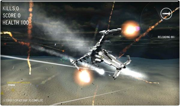 Air Space Combat screenshot 14