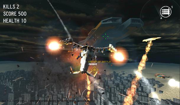Air Space Combat screenshot 16