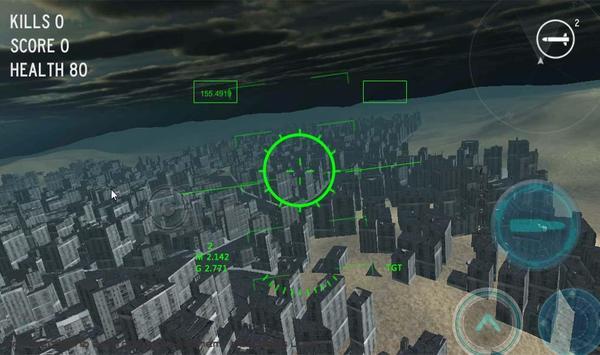 Air Space Combat screenshot 11