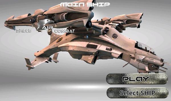 Air Space Combat screenshot 1