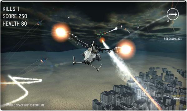 Air Space Combat apk screenshot