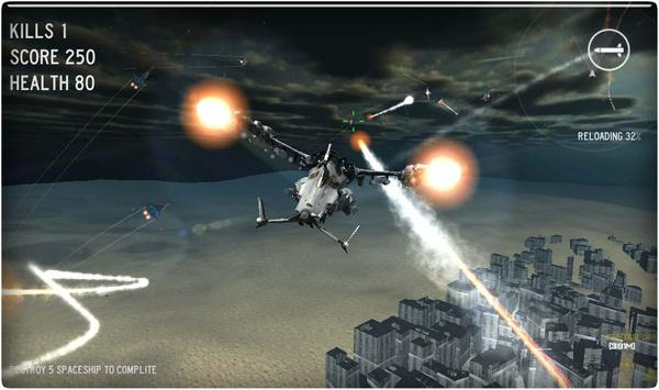 Air Space Combat screenshot 23
