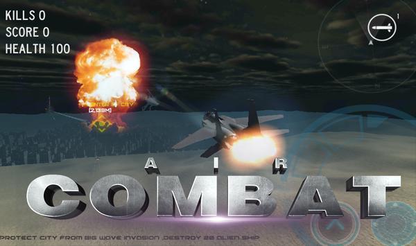 Air Space Combat screenshot 4