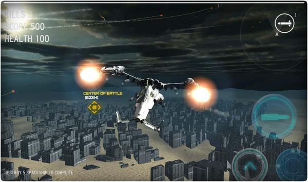Air Space Combat screenshot 5