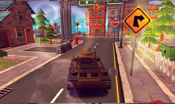 Traffic Driver game Racer free : for kids screenshot 6