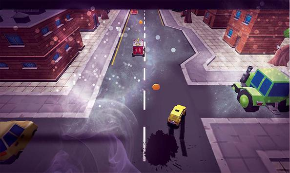 Traffic Driver game Racer free : for kids screenshot 8