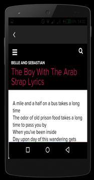 Belle & Sebastian Lyrics Music screenshot 3