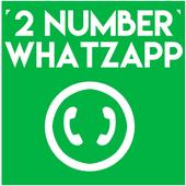 Open 2 Account Whatsapp- Prank icon