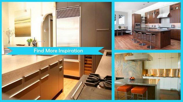 Stylish Kitchen Countertop Designs screenshot 1