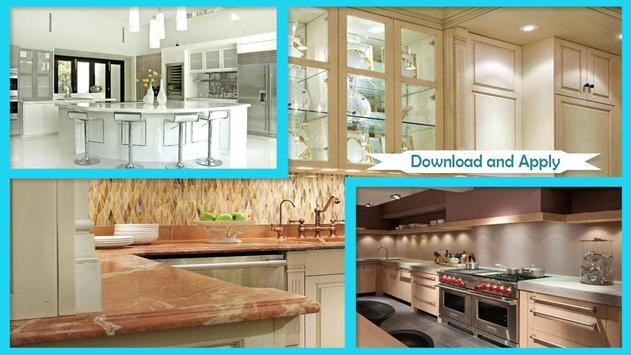 Stylish Kitchen Countertop Designs screenshot 2