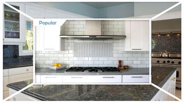 Stylish Kitchen Countertop Designs screenshot 3