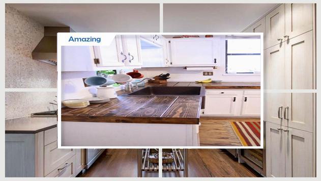 Stylish Kitchen Countertop Designs screenshot 4