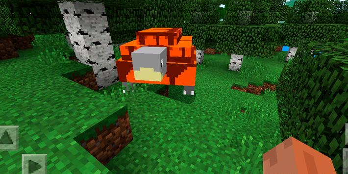 New Billy's Turtle. Map for MCPE screenshot 2