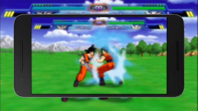 Ultimate Goku Super Saiyan poster