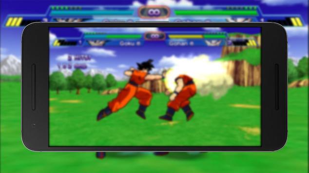 Ultimate Goku Super Saiyan screenshot 1