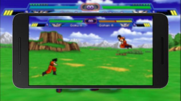 Ultimate Goku Super Saiyan screenshot 2