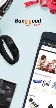 Banggood - New user get  10% OFF  coupon poster