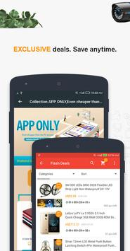 Banggood - New user get  10% OFF  coupon apk screenshot