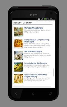Resep Masakan khas Bangka screenshot 3
