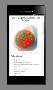 Resep Masakan khas Bangka screenshot 4