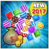 2017 Candy Crush Saga Coins Tips icon