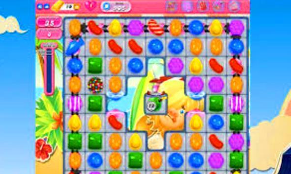 2017 Candy Crush Saga Coins Tips screenshot 1