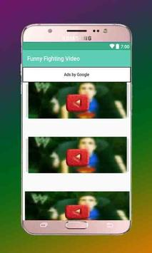 Funny Fighting Video apk screenshot