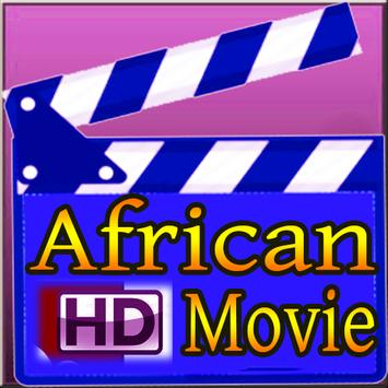 African HD movie poster