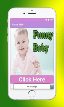 Funny Baby poster