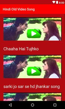 Hindi Old Video Song for Android - APK Download