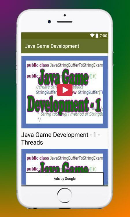 Java Game Development for Android - APK Download