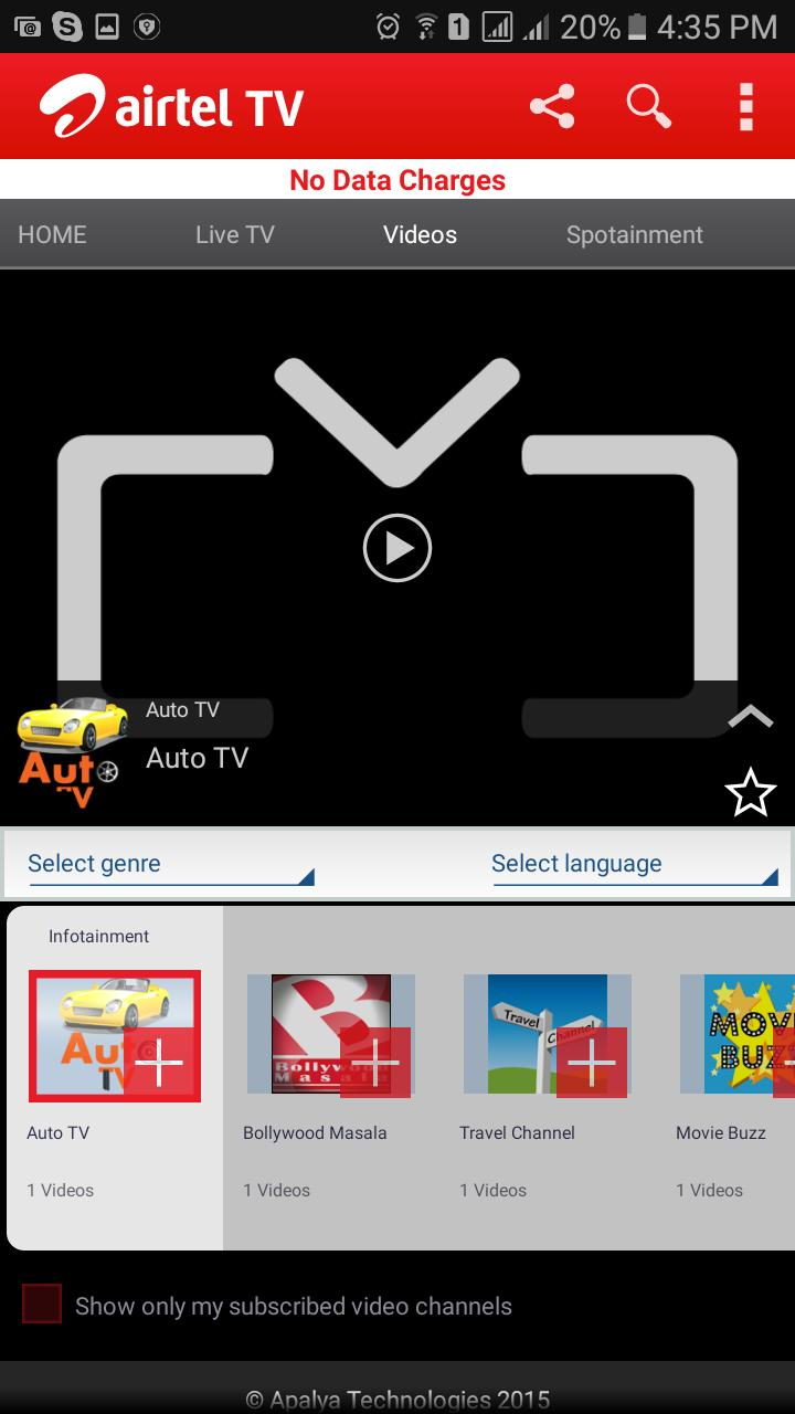 Airtel TV (Bangladesh) for Android - APK Download