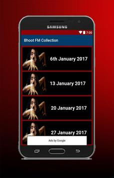 Bhoot FM Collection screenshot 4