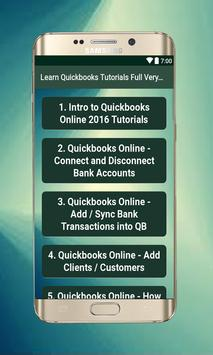 Learn Quickbooks Tutorials Full Very Easily for Android - APK Download