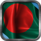 Bangladesh Flag Live Wallpaper icon